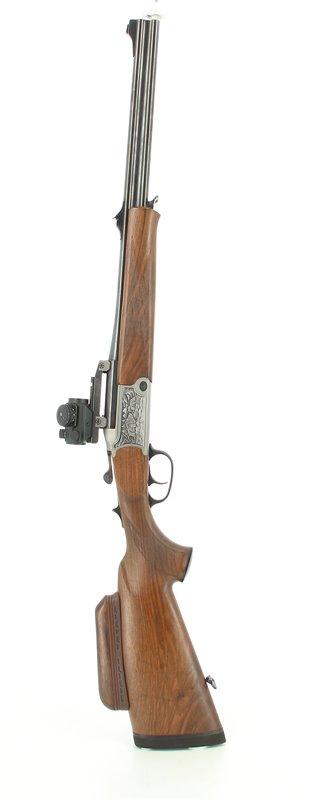 carabine double express blaser bbc calibre 9 3x74r viseur point. Black Bedroom Furniture Sets. Home Design Ideas